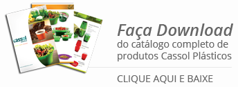 Faça Download do Catálogo de Produtos Cassol